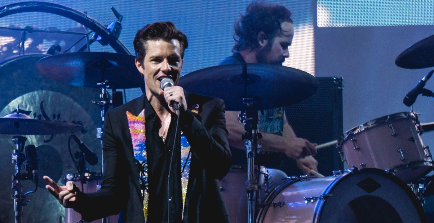 The Killers to headline Sunday after race concert