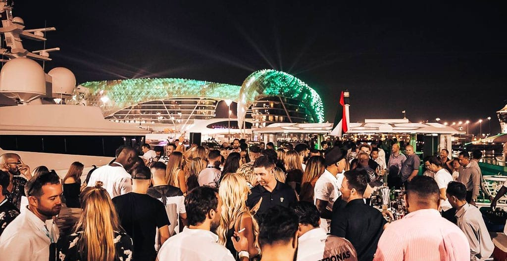 Inside the world of Abu Dhabi Raceweek Parties Prep