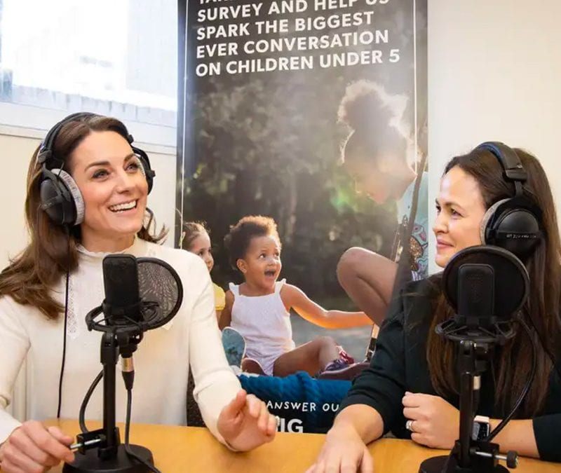 The Duchess of Cambridge on Hypnobirthing