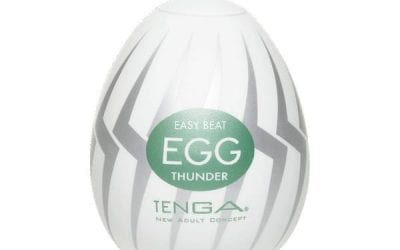 Tenga Thunder egg review