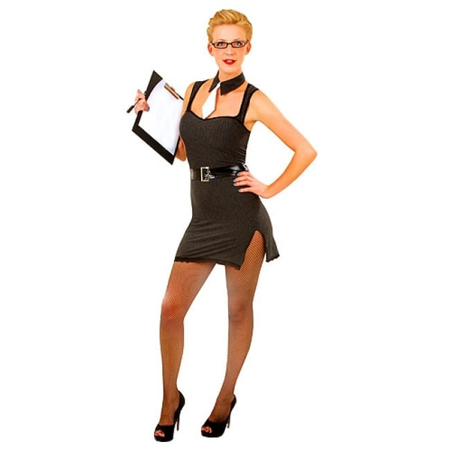 Saucy Secretary Costume