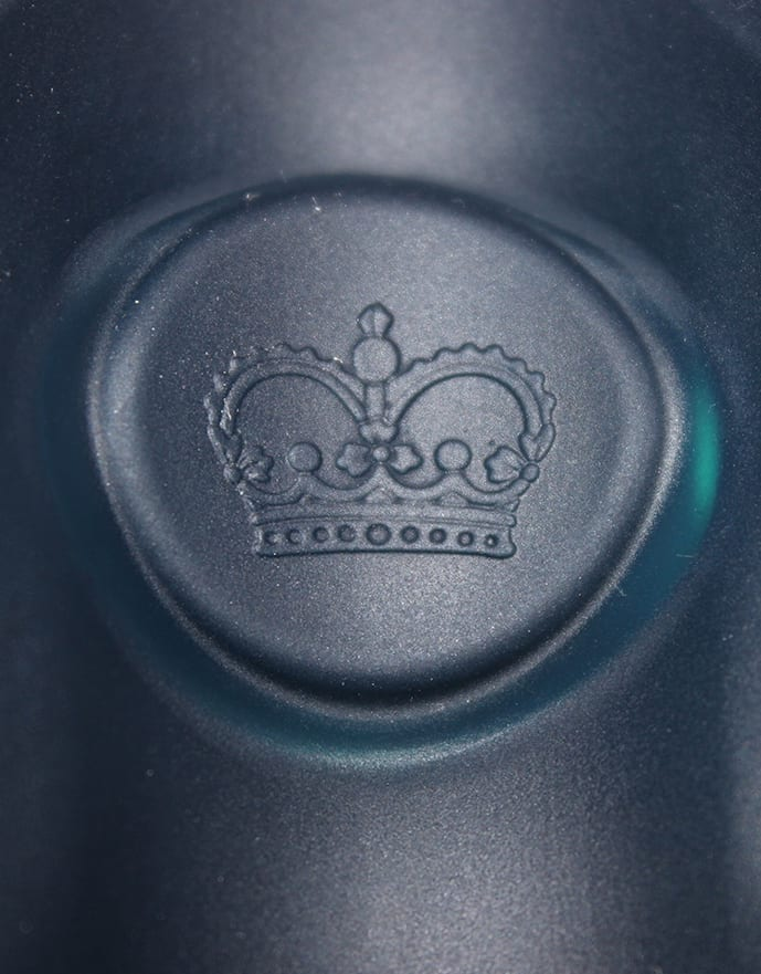 The crown...the PulsePlate
