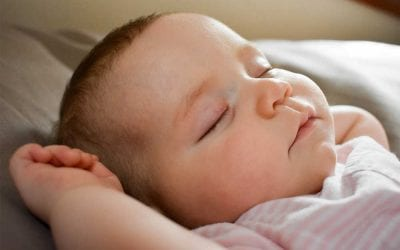 Promote a good night sleep with little ones